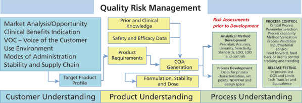 Essentials In Quality Risk Management  Process Development Forum